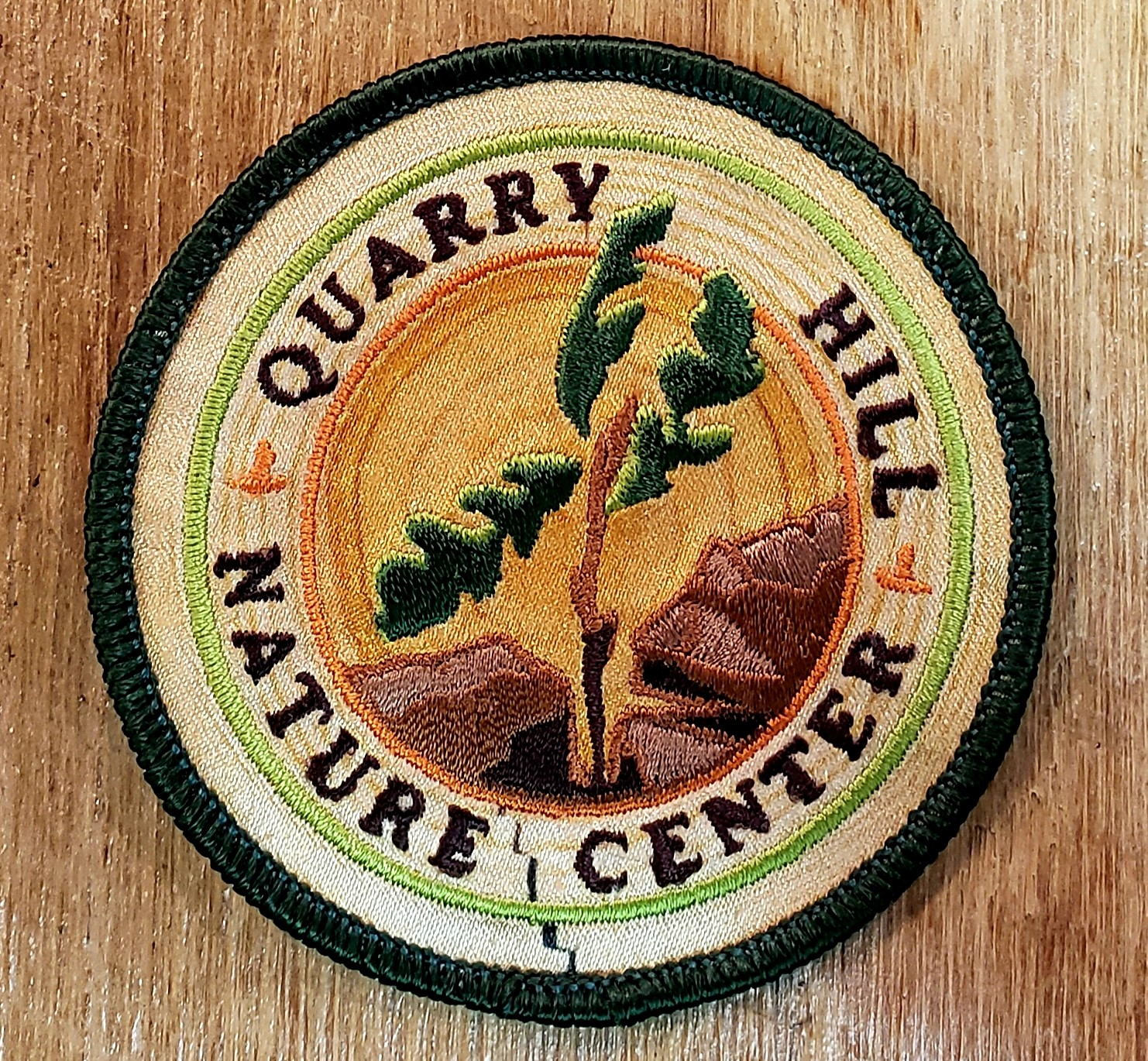 A Quarry Hill Souvenir Patch For The Birthday Child Purchase Patches Party Favors